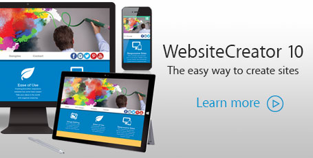 Website Creator 10