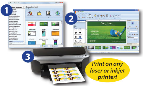 Business card studio choose change printer 1 selling logo business card studio choose change printer colourmoves