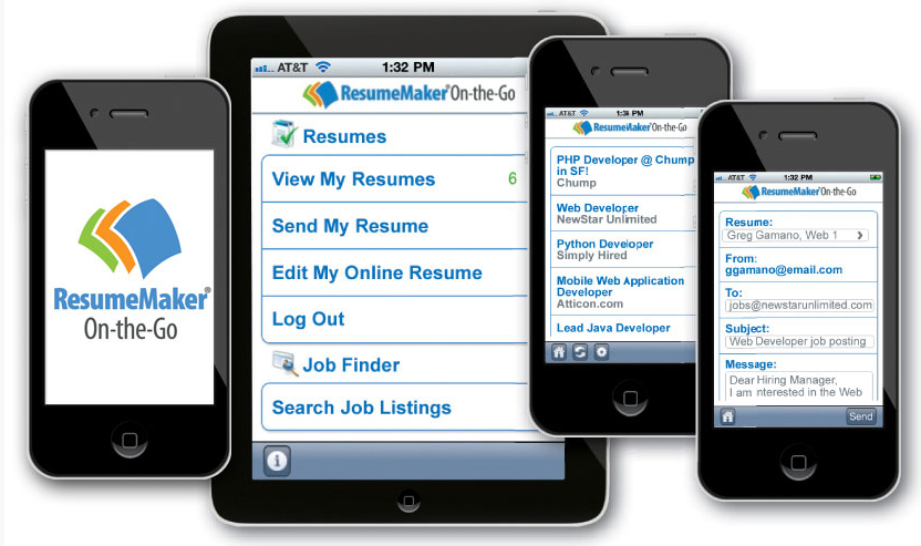 Publish & Save Your Resumes Online With ResumeMaker Cloud™—Free!