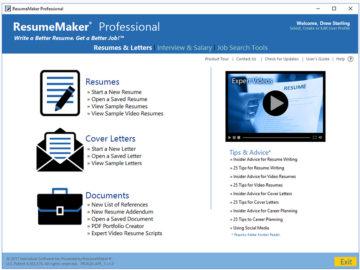 resumemakersceenshot