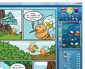 Comic Creator - easy to use