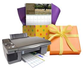 Calendar Creator - publish share