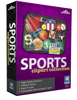 clip art graphics Specialty sports