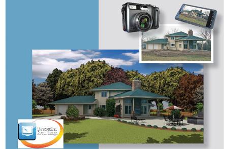 Home & Landscape Design - visualize