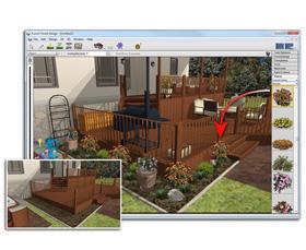 Home & Landscape Design - drag n drop