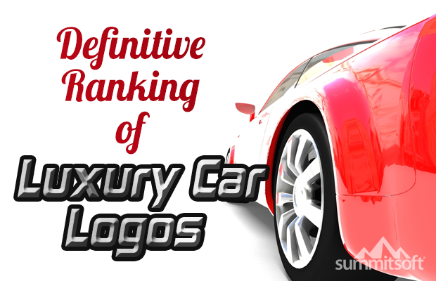 Top Luxury Car Logos Scroll Through Our Rankings To See Who Comes