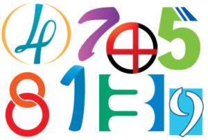 Alphabet Art - alphabet samples graphic 2