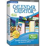 Calendar Creator - box