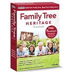 Family Tree Heritage - box