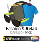 Fashion and Retail Expansion Pack bar logo
