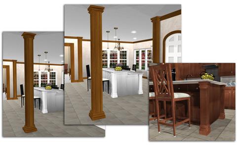 Home & Landscape Design Premium - library