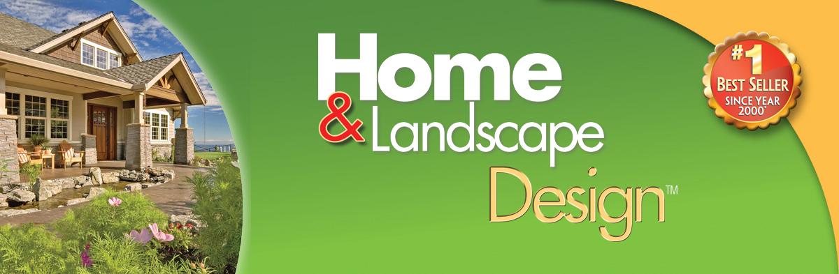 Home & Landscape Design - title banner