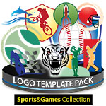 Logo Design Pro - sports and games templates