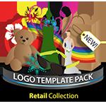 Logo Design Studio Pro - fashion retail templates box