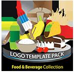 Logo Design Studio Pro - Food & Beverage templates box