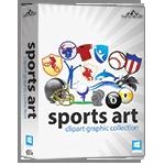 Sports Art - box