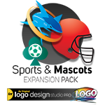 Sports and Mascots Expansion Pack bar logo