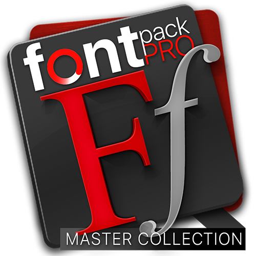 Creative Fonts Master Collection 2016