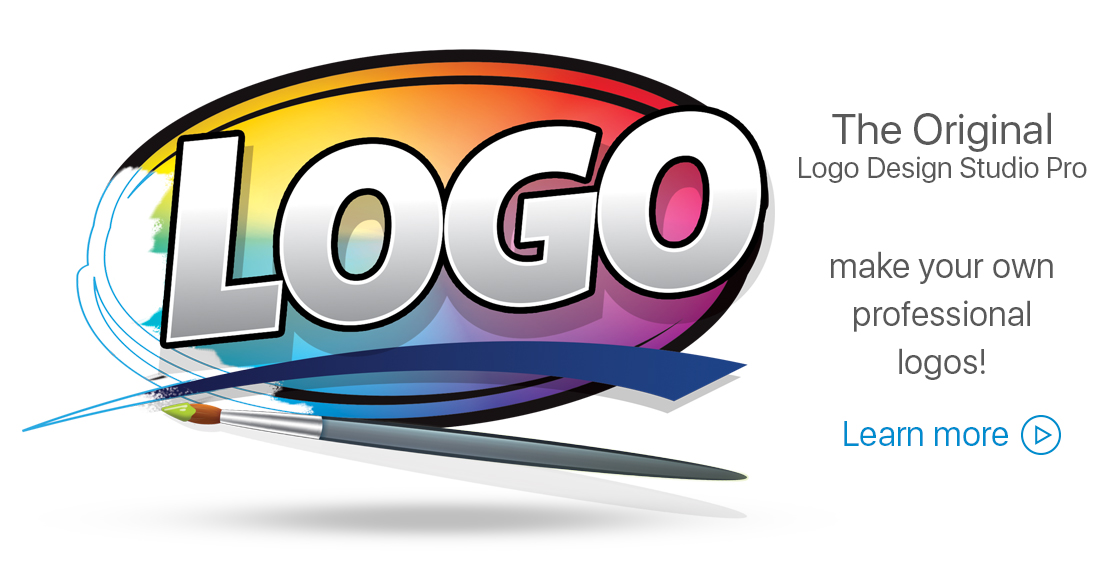 The Original Logo Design Studio Pro: make your own professional logos