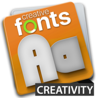 creativeFonts-CREATIVE