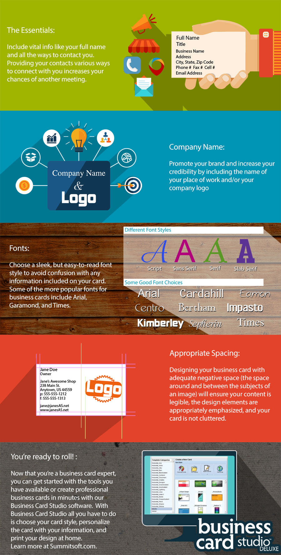 Business cards 101 1 selling logo software for over 15 years businesscardstudioinfographic magicingreecefo Gallery