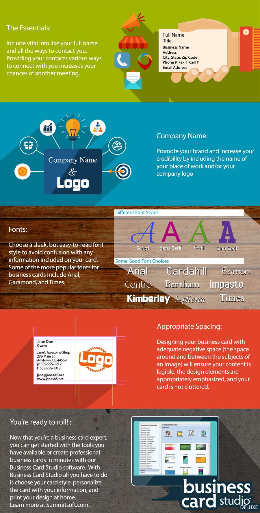 businesscardstudioinfographic