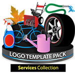 Service Industry Logo Expansion Pack - icon
