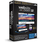 Webstie Creator 12 box