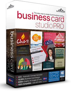 Business Card Studio Pro