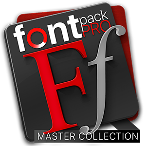 Creative Fonts Master Collection