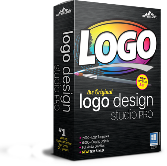 Logo Design Studio Pro Software 1 Selling Logo Software Over 18 Years