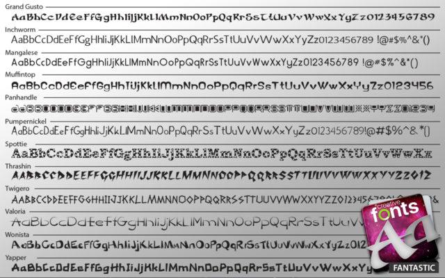 FANTASTIC-fonts-screen-2