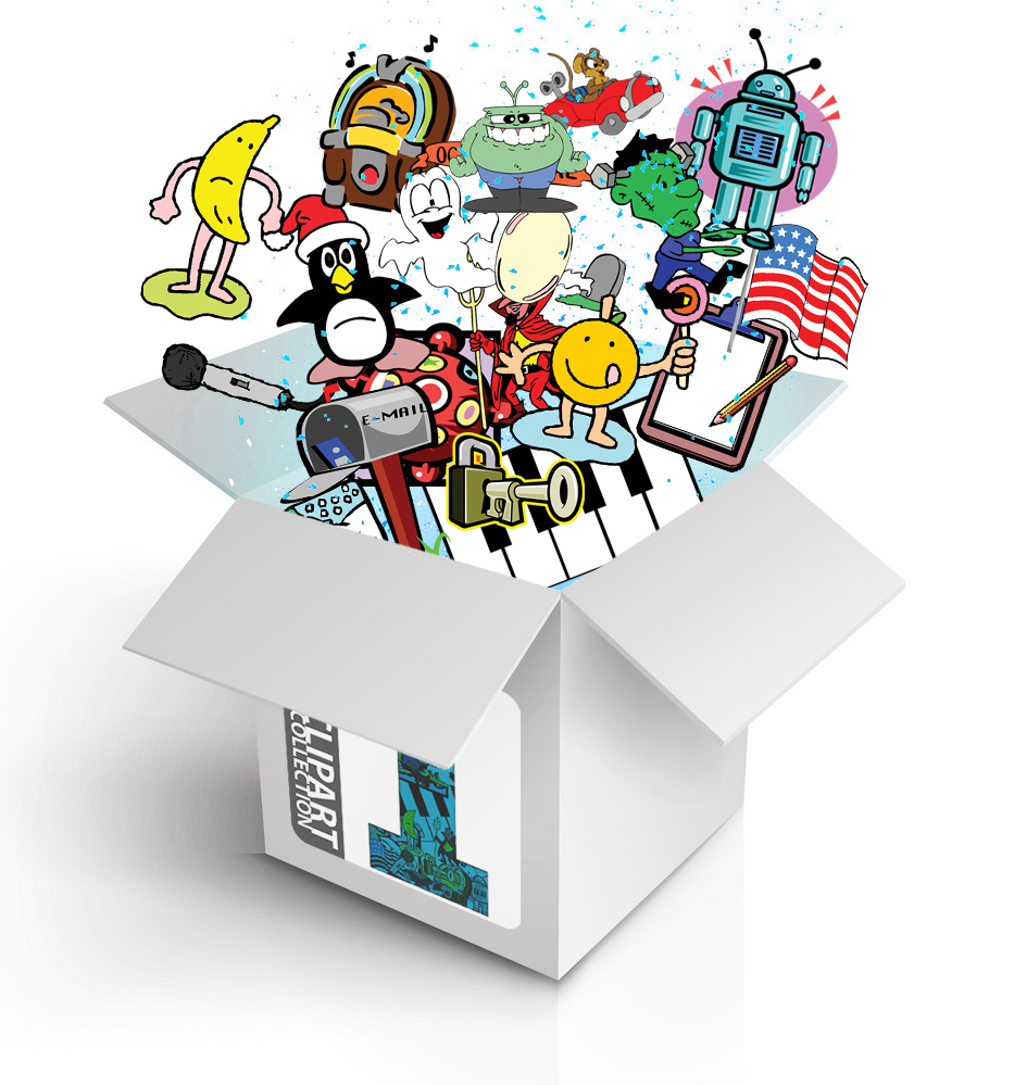 Clipart Collection 1