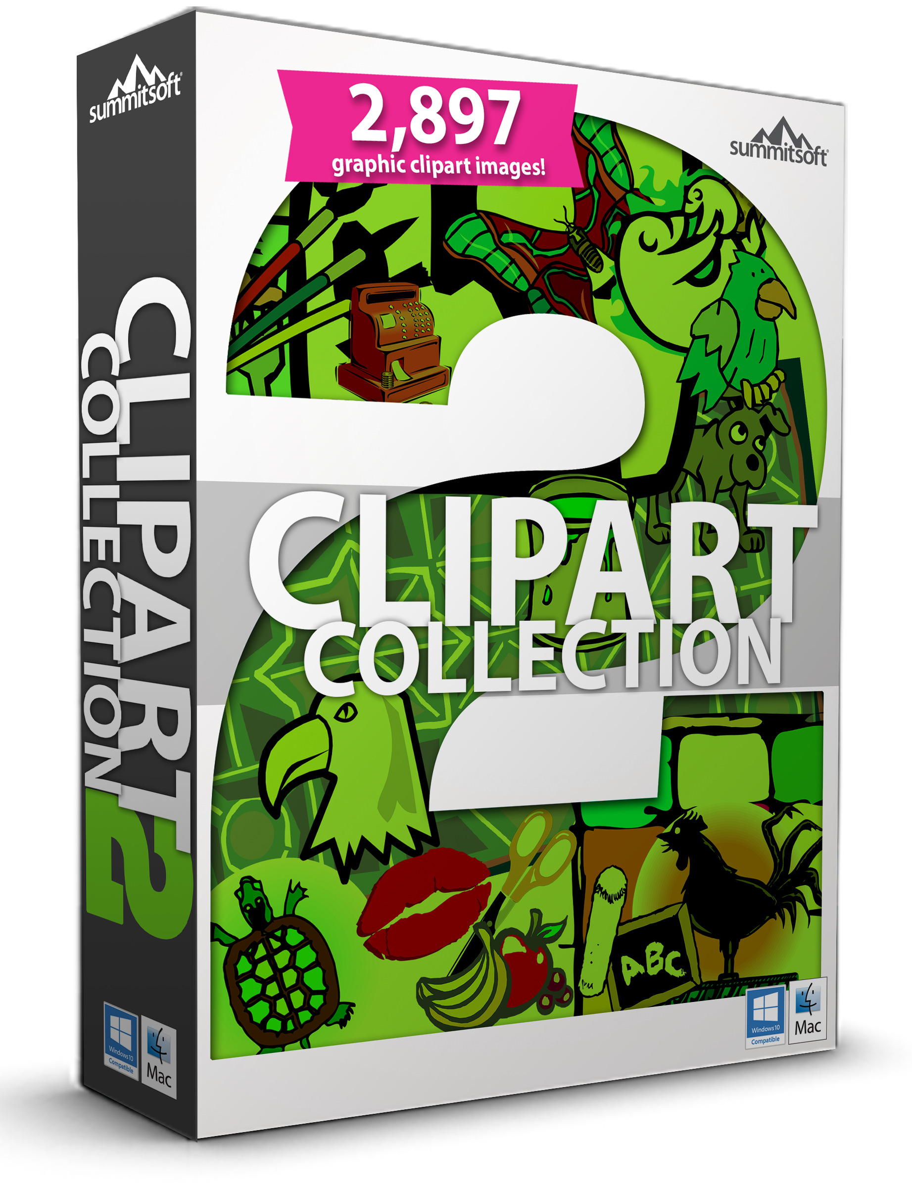 clip art graphics collection 2