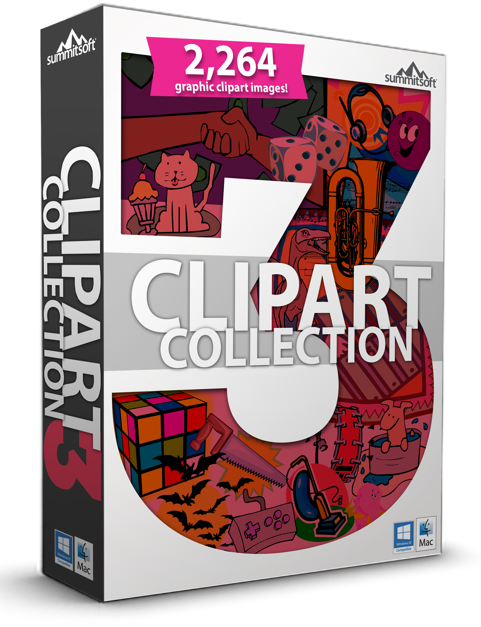 clip art graphics collection 3